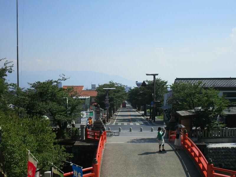 85日目【多摩−甲府】甲州街道は暑かった_e0201281_17442435.jpg
