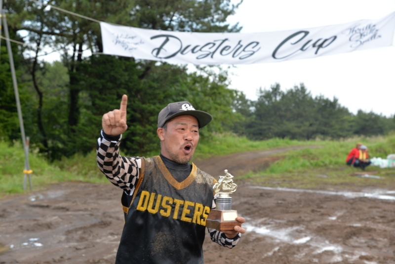 Dusters cup 2018 ④_e0364387_06413630.jpg