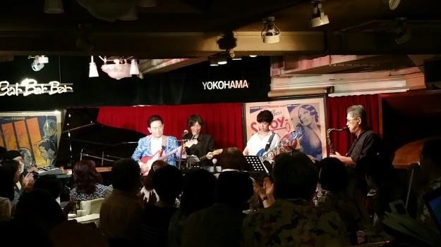 BarBarBarオールディーズライブ大成功!✌️_e0119092_09420048.jpg