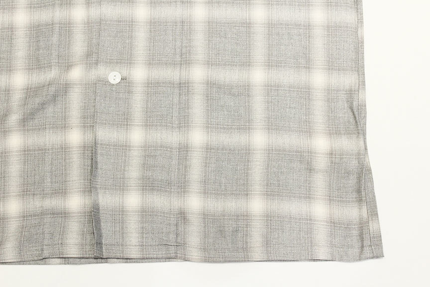 """TOWN CRAFT (タウンクラフト) \"""" omble open ss shirts \""""_b0122806_14215905.jpg"""