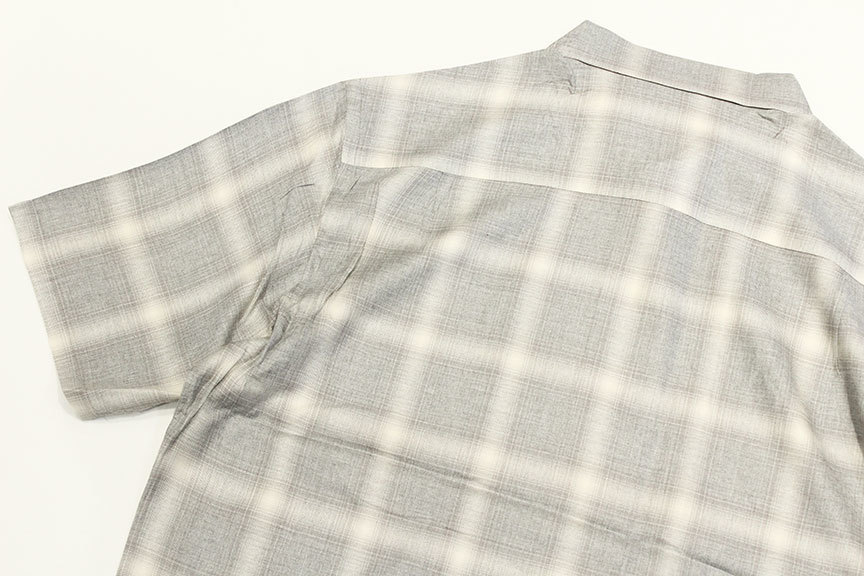 """TOWN CRAFT (タウンクラフト) \"""" omble open ss shirts \""""_b0122806_14220878.jpg"""