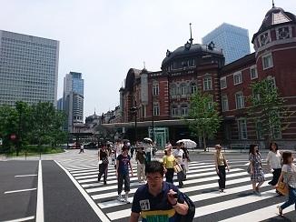 ルネッサンスな東京の顔?!_d0091909_14094115.jpg
