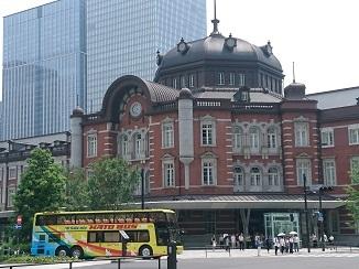 ルネッサンスな東京の顔?!_d0091909_14094127.jpg