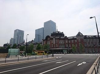 ルネッサンスな東京の顔?!_d0091909_14094177.jpg