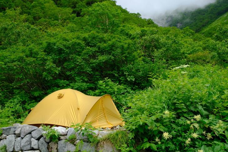 一人登山 前穂高岳 奥穂高岳_e0000910_08355752.jpg