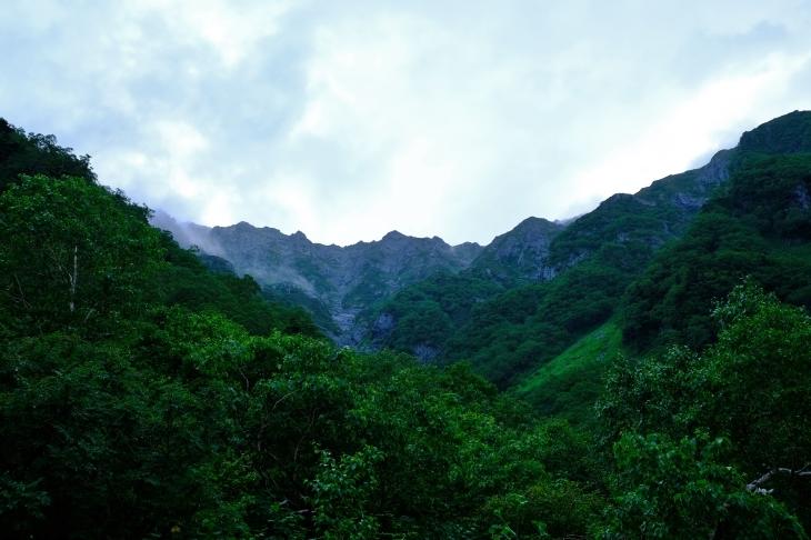 一人登山 前穂高岳 奥穂高岳_e0000910_08423827.jpg