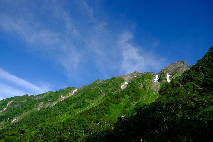 一人登山 前穂高岳 奥穂高岳_e0000910_08555592.jpg