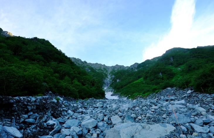 一人登山 前穂高岳 奥穂高岳_e0000910_08570626.jpg