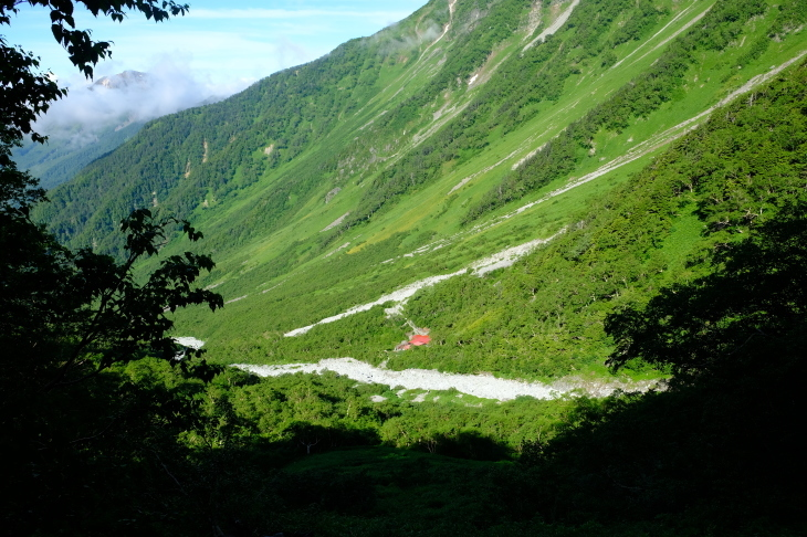 一人登山 前穂高岳 奥穂高岳_e0000910_08584677.jpg