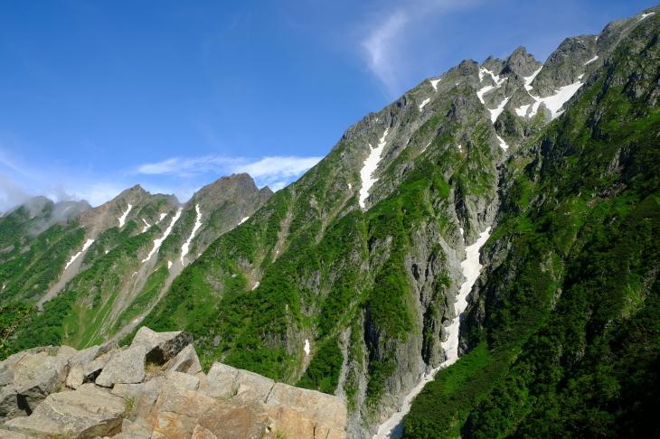 一人登山 前穂高岳 奥穂高岳_e0000910_09062043.jpg
