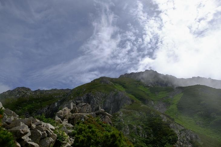 一人登山 前穂高岳 奥穂高岳_e0000910_09075346.jpg