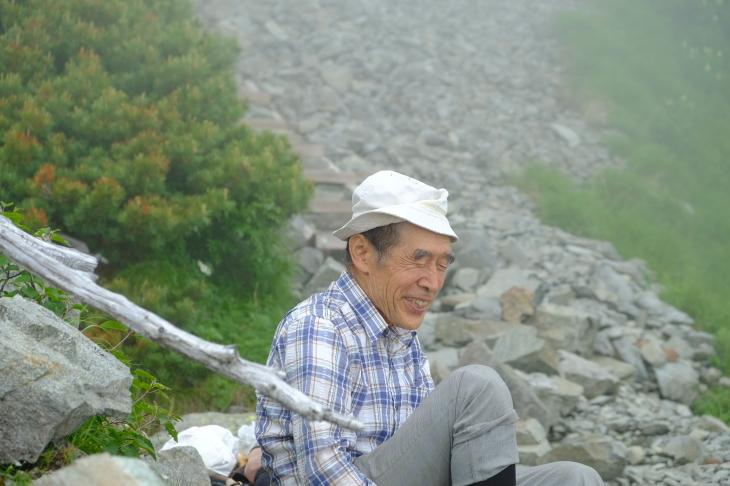 一人登山 前穂高岳 奥穂高岳_e0000910_09084915.jpg