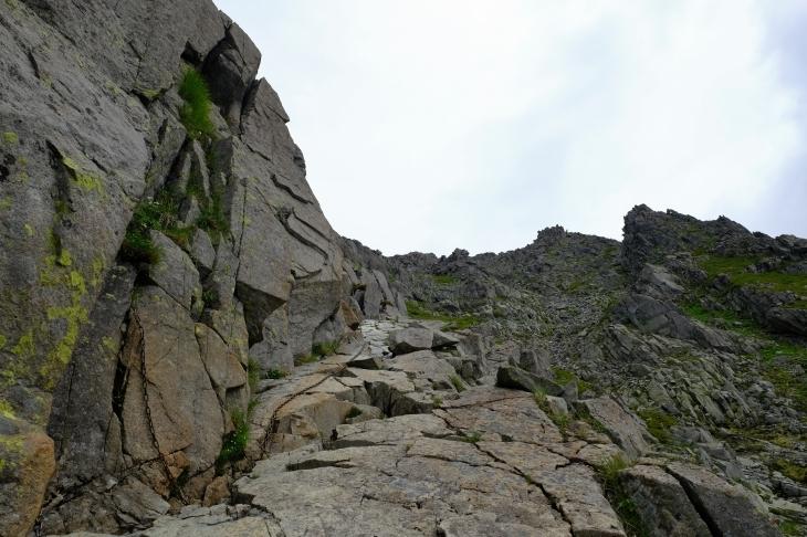 一人登山 前穂高岳 奥穂高岳_e0000910_09115890.jpg