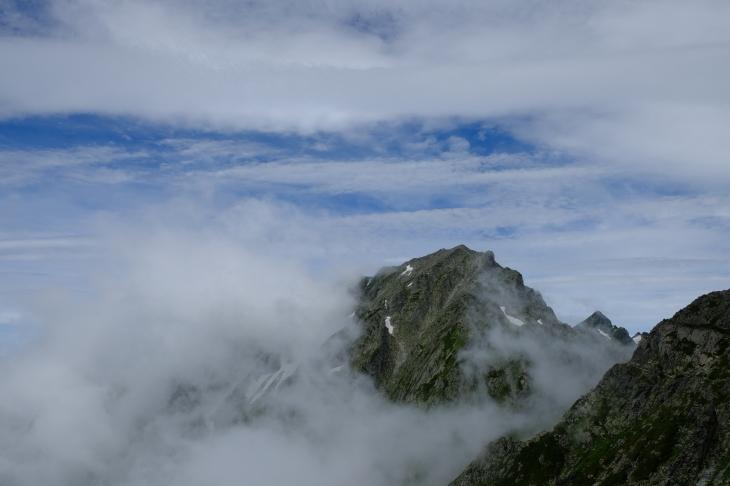 一人登山 前穂高岳 奥穂高岳_e0000910_09144611.jpg