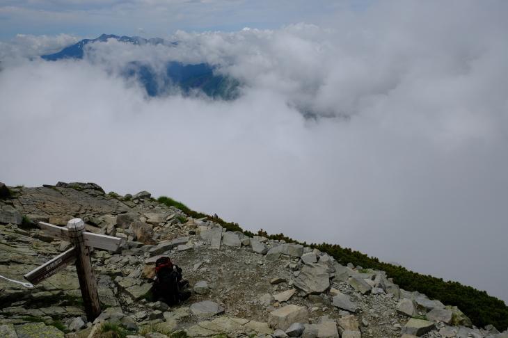 一人登山 前穂高岳 奥穂高岳_e0000910_09151869.jpg