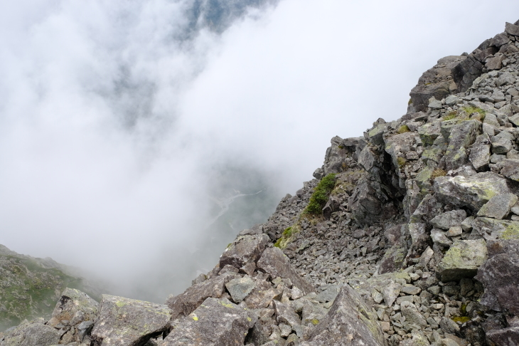 一人登山 前穂高岳 奥穂高岳_e0000910_09233087.jpg