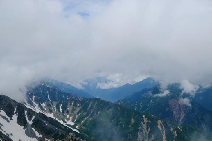 一人登山 前穂高岳 奥穂高岳_e0000910_09243726.jpg