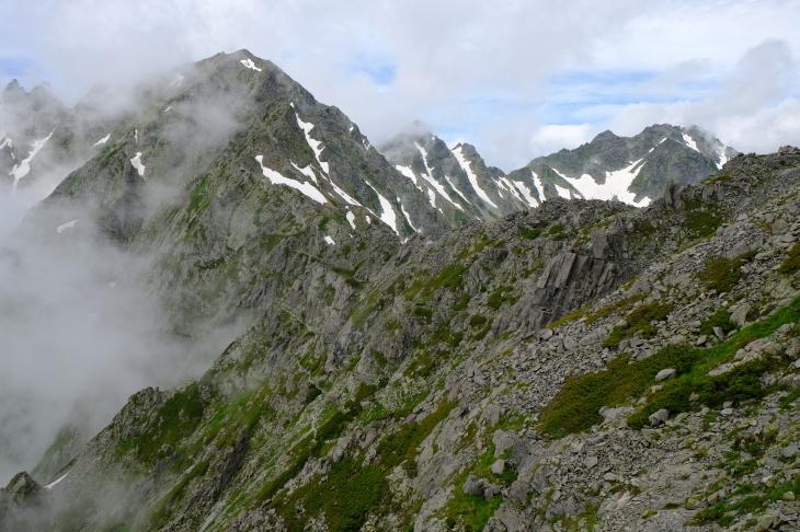一人登山 前穂高岳 奥穂高岳_e0000910_09291629.jpg