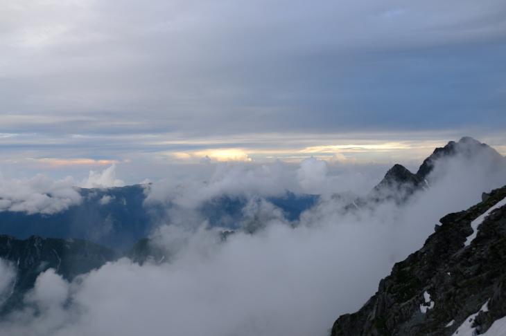一人登山 前穂高岳 奥穂高岳_e0000910_09490476.jpg