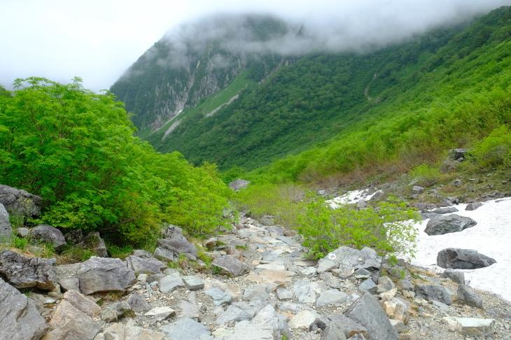 一人登山 前穂高岳 奥穂高岳_e0000910_10025758.jpg
