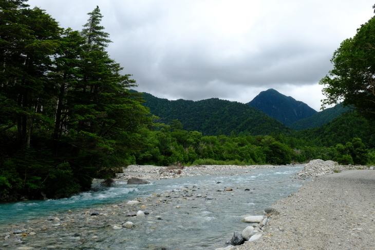 一人登山 前穂高岳 奥穂高岳_e0000910_10061888.jpg