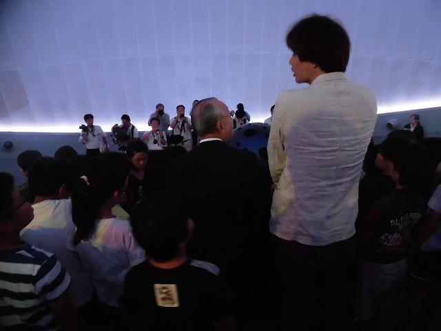 富士川楽座のプラネタリウムがリニューアルオープン!_f0141310_07211769.jpg
