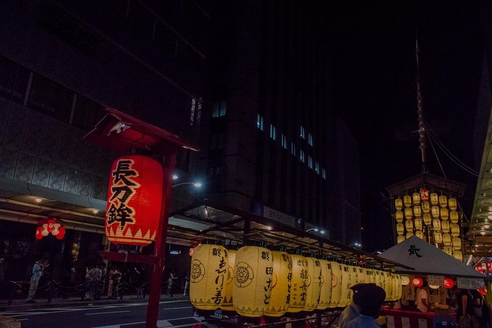祇園祭~宵宵宵山(前祭)_e0363038_18190227.jpg