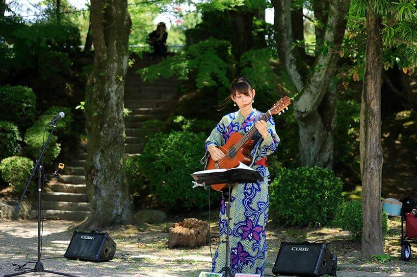 名古屋城での演奏、ありがとうございました!_f0373339_1555949.jpg