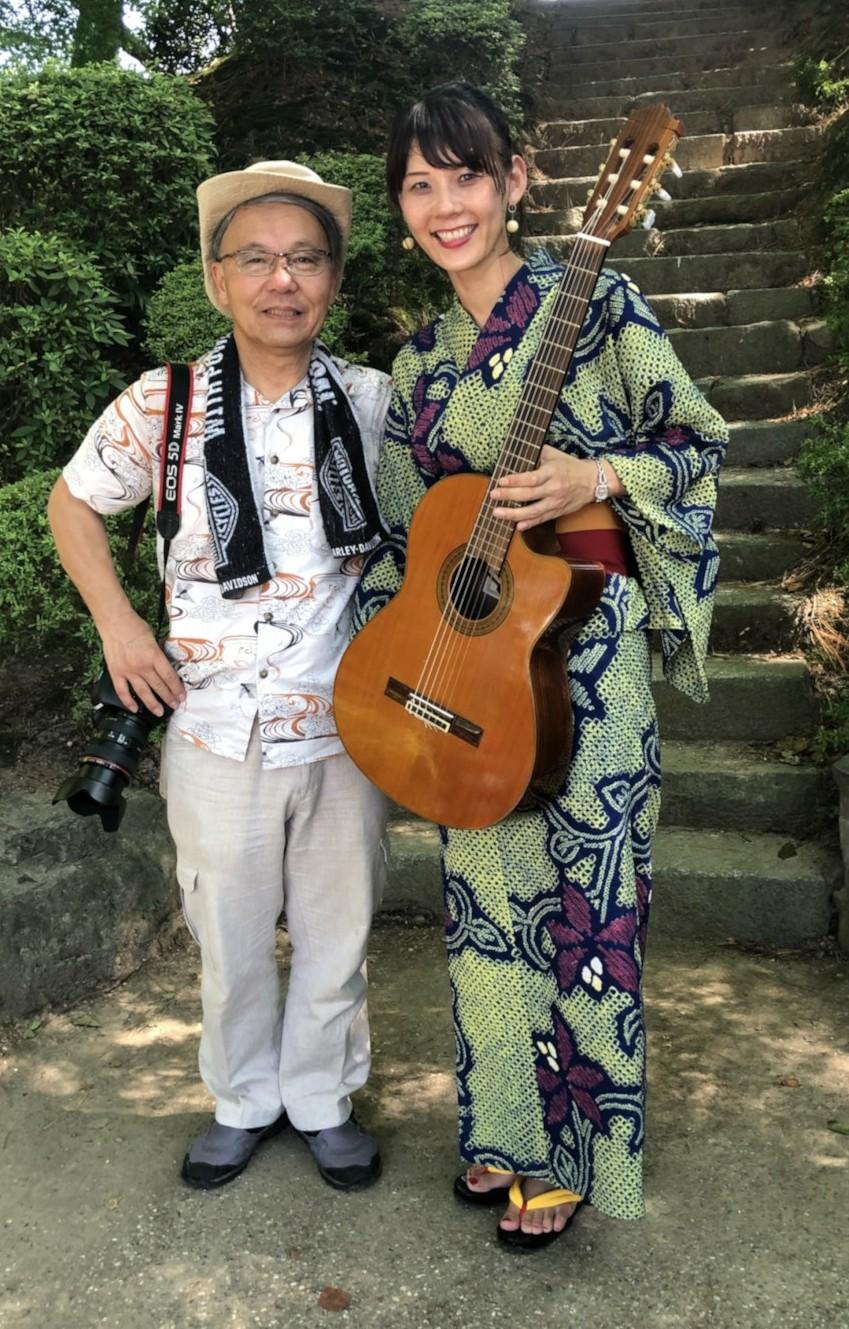 名古屋城での演奏、ありがとうございました!_f0373339_1555969.jpg