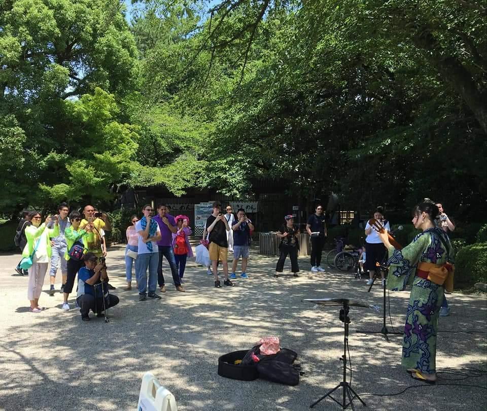 名古屋城での演奏、ありがとうございました!_f0373339_1555987.jpg