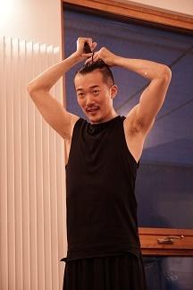 渋谷先生ワークショップ&パフォーマンス&呼吸クラス_d0010742_22501072.jpg