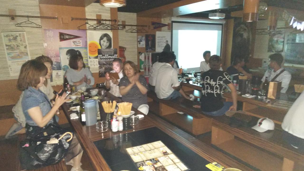 ラジオ収録~歌舞伎町へ_d0051146_11412791.jpg