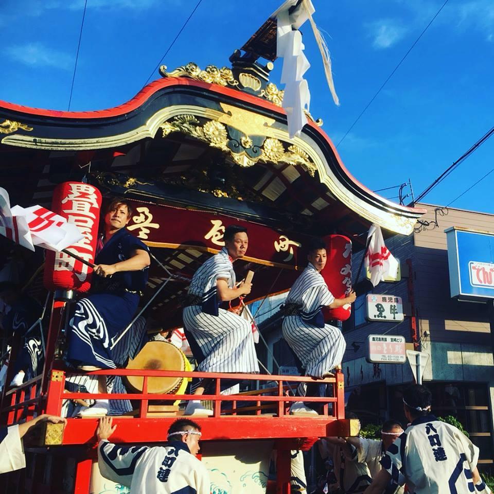 2018年 臼杵祇園祭 始動!!_d0230676_15413933.jpg