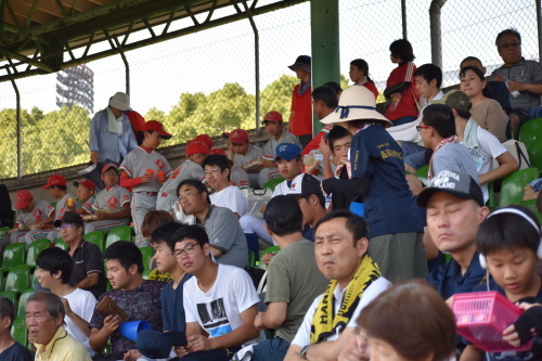 7/16 選手権大会 二回戦 - Kochi West High School BASEBALL CLUB (Season9)