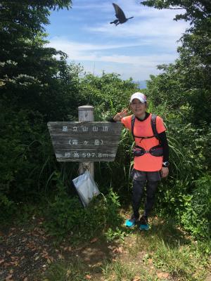 初めての足立山~風師山トレラン_f0220089_12400820.jpg