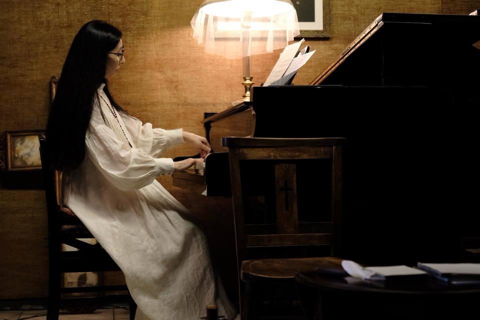♪音楽の夕べ ♪ いにしえの祈り   ~ 山の上のマリアさま~_c0203401_22285999.jpg