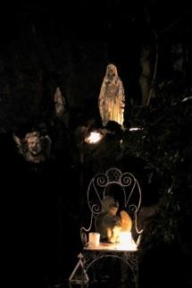 ♪音楽の夕べ ♪ いにしえの祈り   ~ 山の上のマリアさま~_c0203401_22365714.jpg