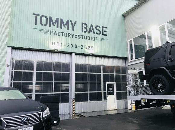 7月17日(火)TOMMYBASE 店長ブログ☆新在仕上げラッシュ☆ ハマー アメ車 LS WALDの事ならトミーベースまで☆_b0127002_01222088.jpg