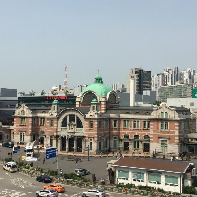18年6月ソウル10☆フォトジェニックな遊歩道_d0285416_21382587.jpg