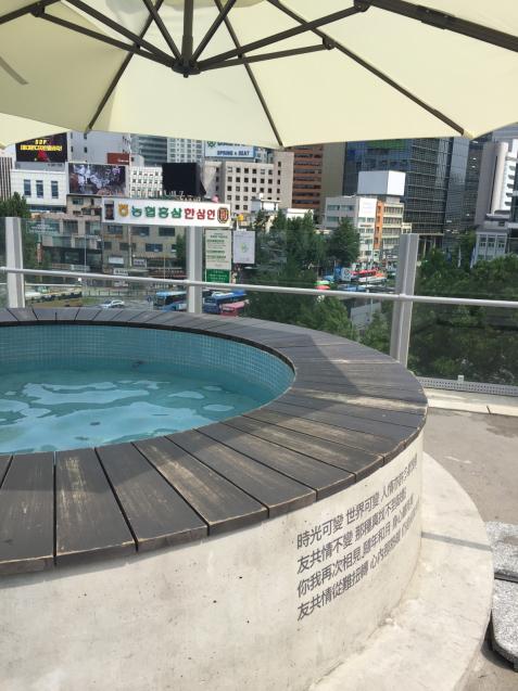 18年6月ソウル10☆フォトジェニックな遊歩道_d0285416_21382880.jpg