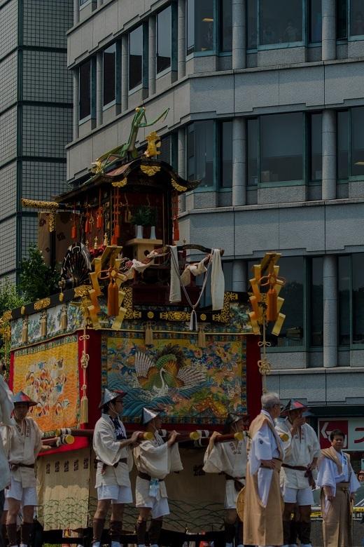 祇園祭前祭~山鉾巡行(長刀鉾~芦刈山まで)_e0363038_19523548.jpg