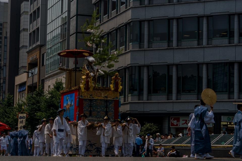 祇園祭前祭~山鉾巡行(長刀鉾~芦刈山まで)_e0363038_19530368.jpg