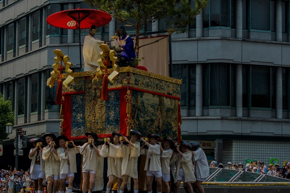 祇園祭前祭~山鉾巡行(長刀鉾~芦刈山まで)_e0363038_19531555.jpg