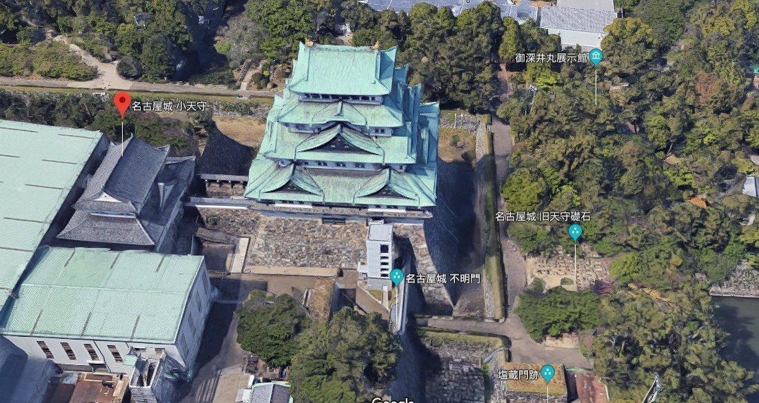 名城公園 名古屋城_c0112559_08294875.jpg