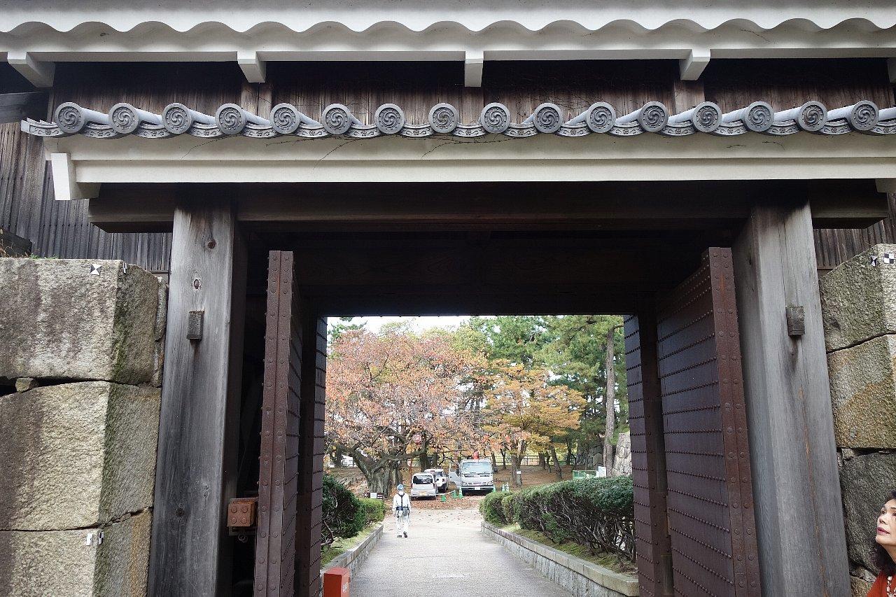 名城公園 名古屋城_c0112559_08364901.jpg
