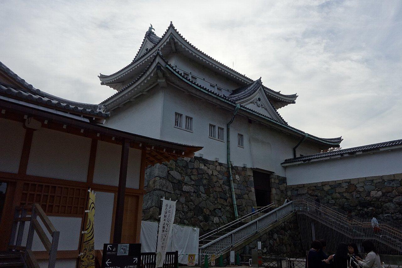 名城公園 名古屋城_c0112559_08394943.jpg