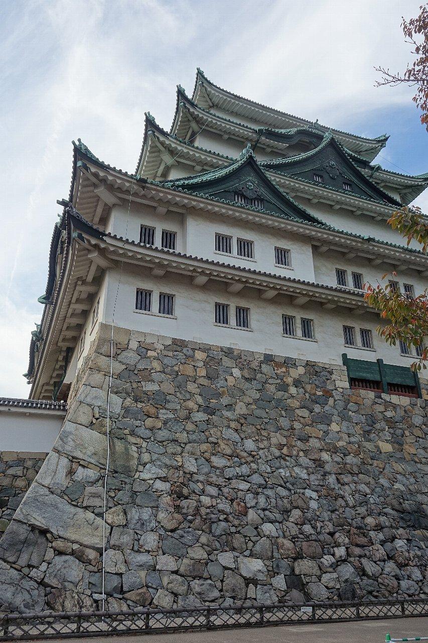 名城公園 名古屋城_c0112559_08411456.jpg