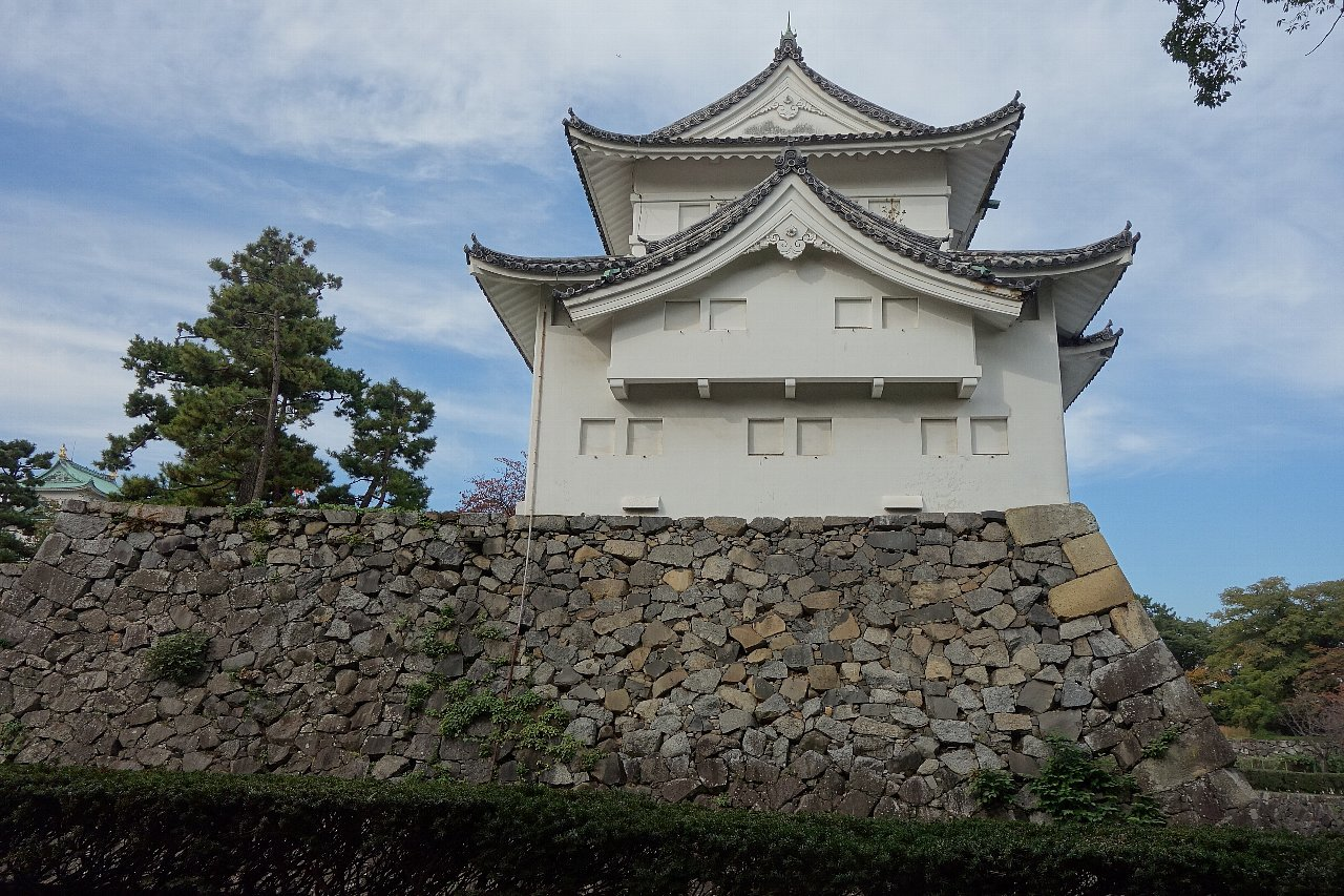 名城公園 名古屋城_c0112559_08491586.jpg
