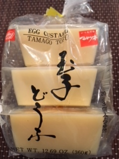 卵豆腐、サンマフライ、助六ずしー今週の日本食_e0350971_12303382.jpg