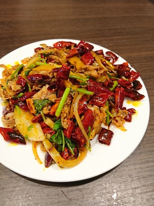 【外食しよう】羊肉と東北料理で暑気払いの食事会_e0274872_21064124.jpg
